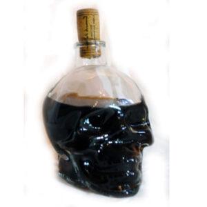 бутылка череп купить